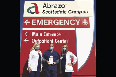 Tom Bretz, an Abrazo Scottsdale Campus ER nurse