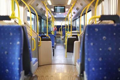 39435924 - route bus in dubai.