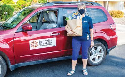 Benevilla Home Services Volunteers