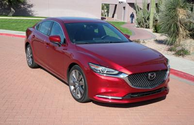Extraordinary Rides: Mazda 6 Sedan Signature Package