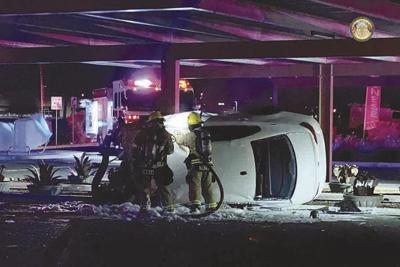 speeding crash