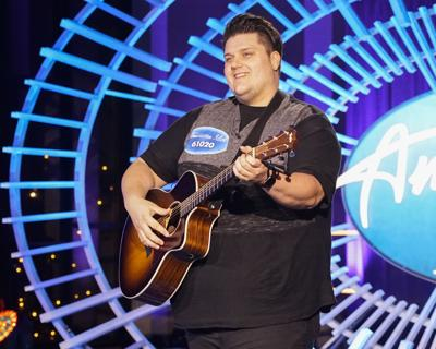 'Idol's' Wade Cota readies hometown show