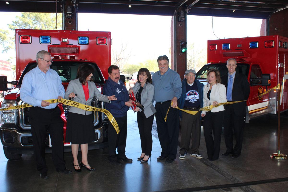 Fire-Medical ambulance service