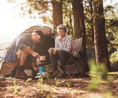 Camping Maricopa parks