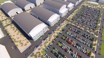 Desert Sky Studio Complex