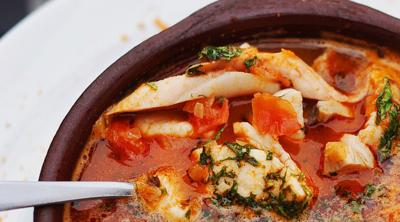 Mexican seafood dishes