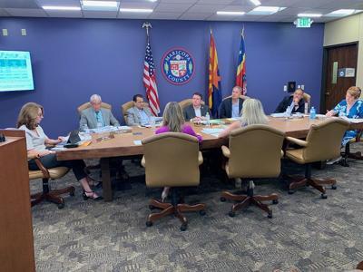 Board of Supervisors OKs FY 2020 budget
