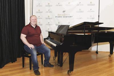 James Harding Riverton Piano Co.