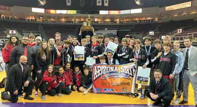 Division I state title