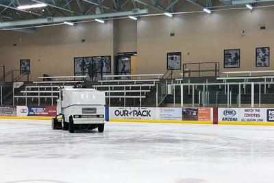 Even in the heat, Arizona's ice rinks must deliver