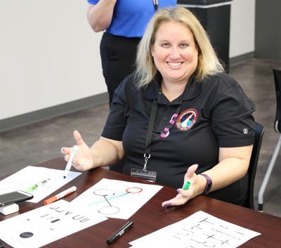 Space Center Houston honors Cheesman