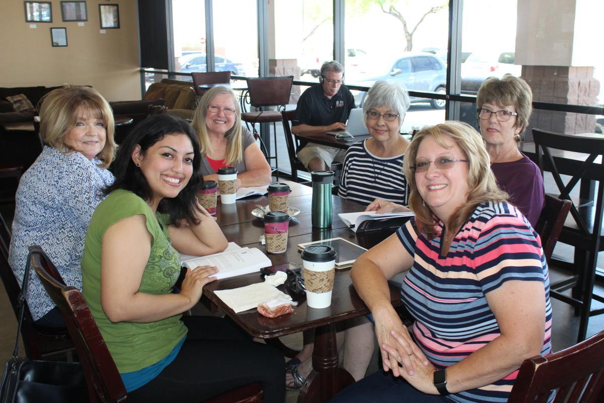 Ladies Group meeting