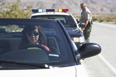 Polie Pulling woman over