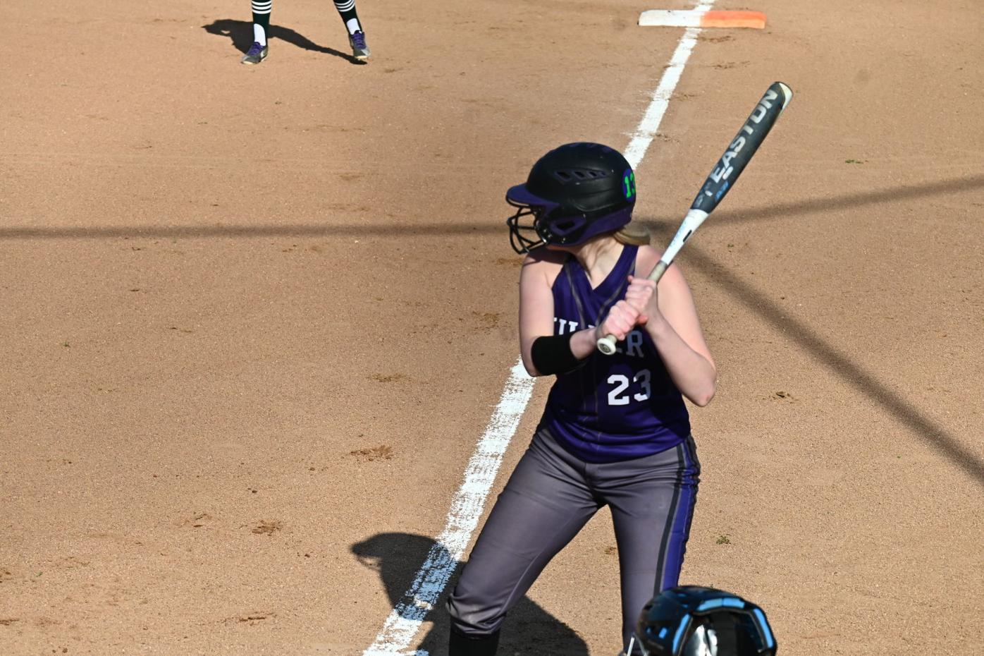 Softball: Miller @ Fisher Catholic 3/14/21