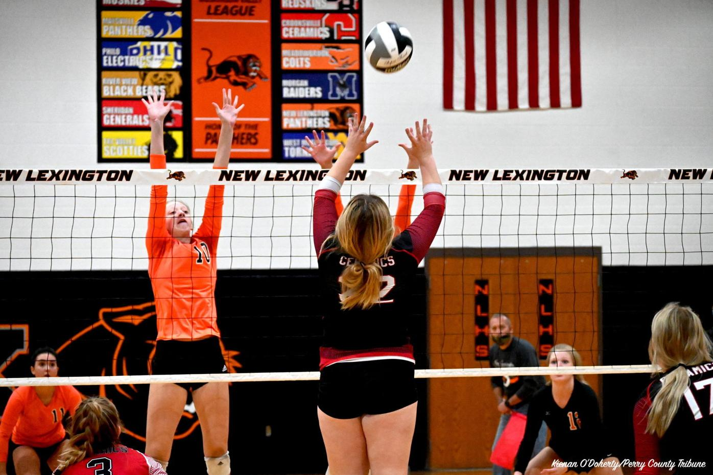 Volleyball: New Lex vs Crooksville 10/6/21