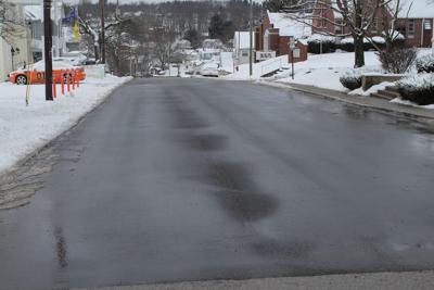 Village council discusses street repair, expenses