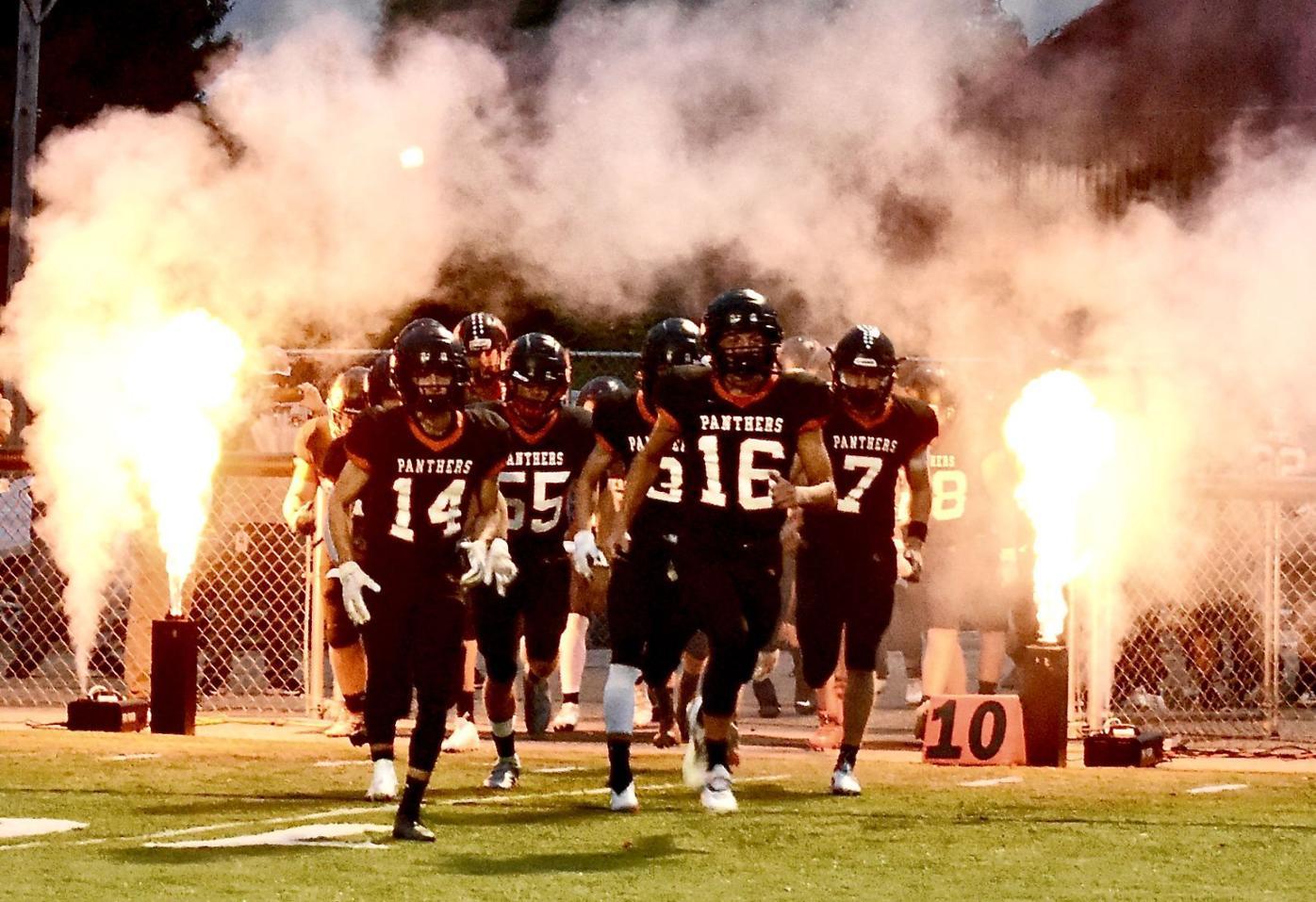 New Lexington vs Westfall Football — OHSAA Playoffs
