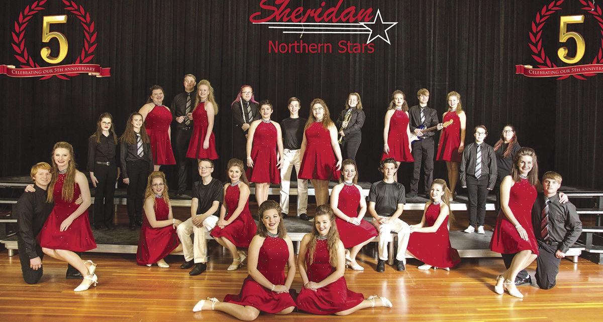 Northern Stars to shine at fourth annual Sheridan Spotlight event