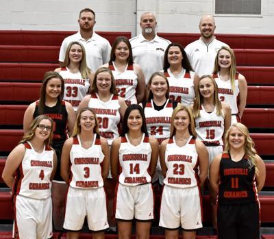 Crooksville's 2019/20 girls basketball