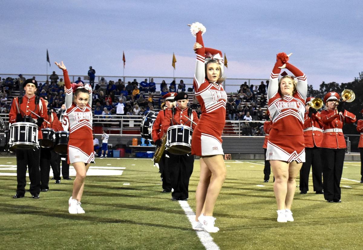 Sheridan vs Maysville Football Sept. 6