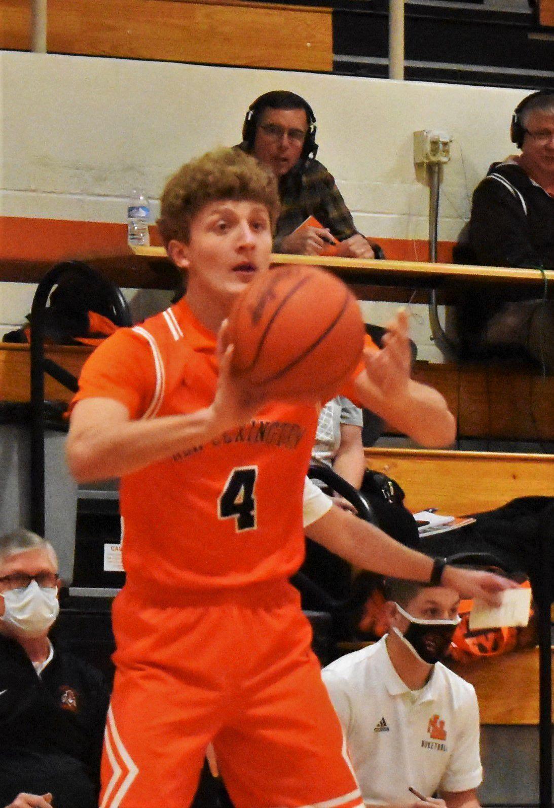 New Lexington vs Nelsonville-York Boys Basketball