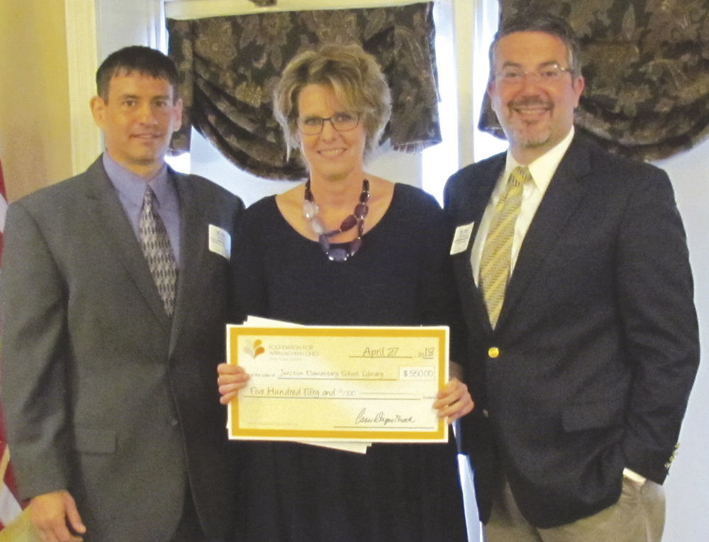 Junction City grant for library