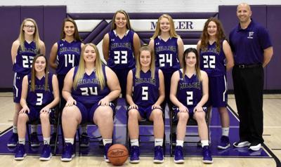 Miller 2019/20 girls basketball