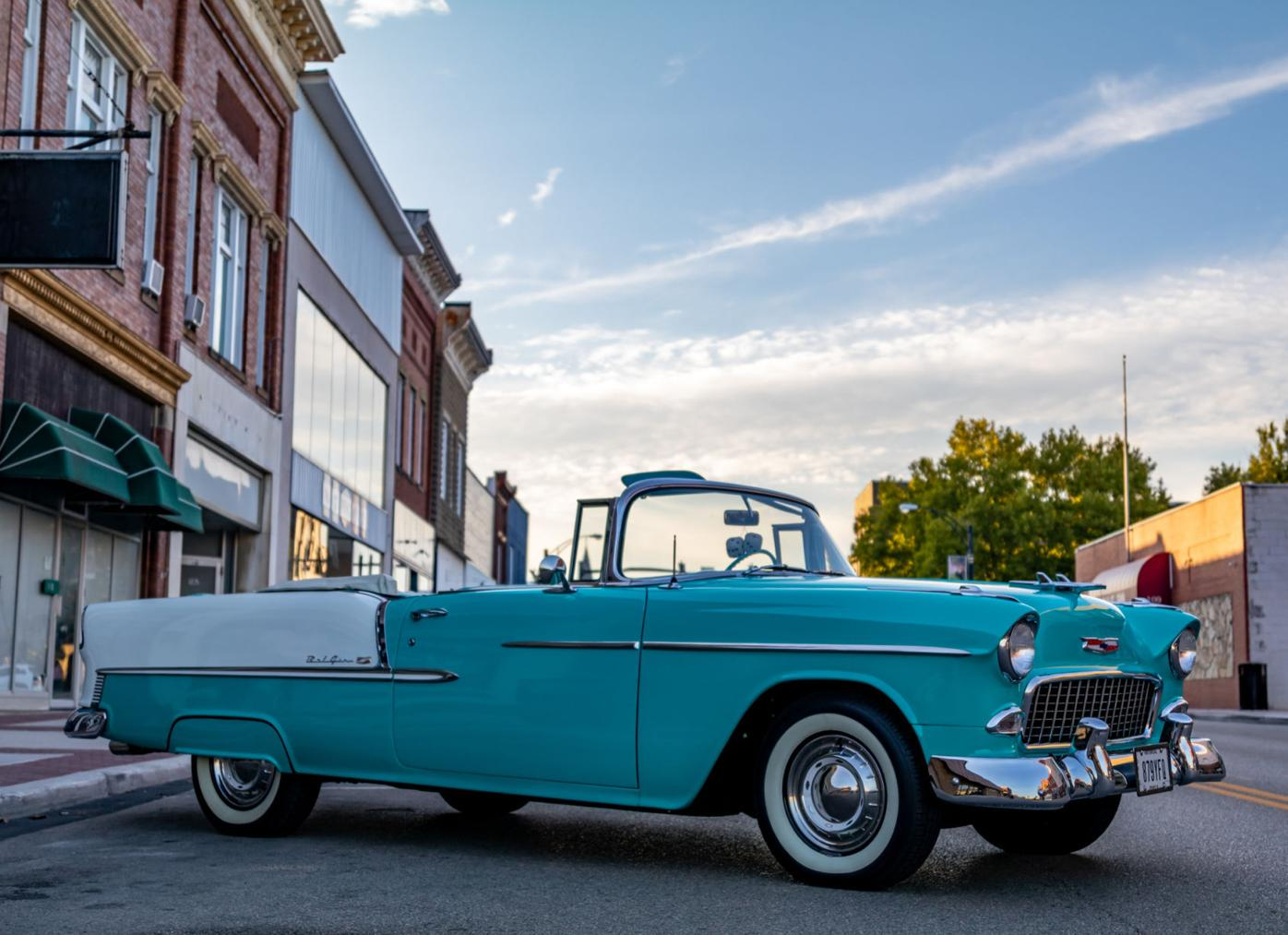 Classic vehicle