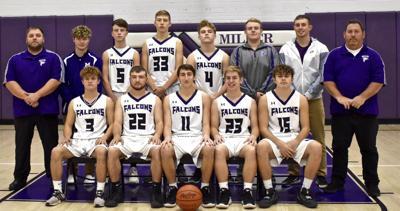 Miller 2019/20 boys basketball