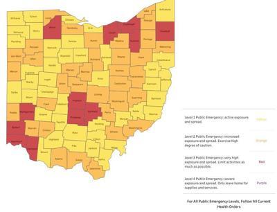 County Risk Alert
