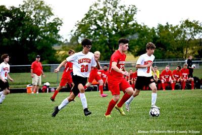 Boys Soccer: Sheridan vs New Lex 9/15/21