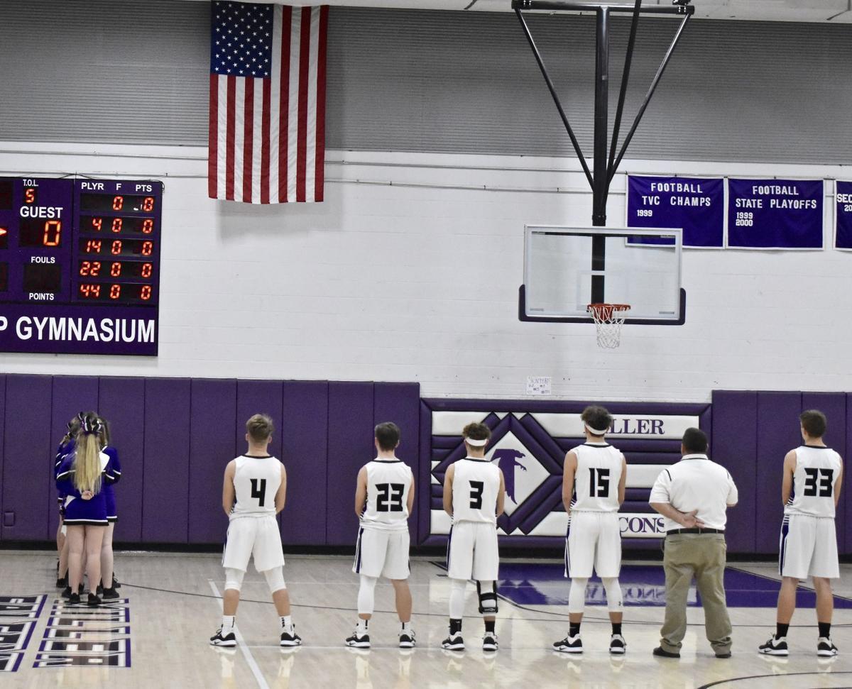 Miller vs Southern Boys Basketball (Senior Night)