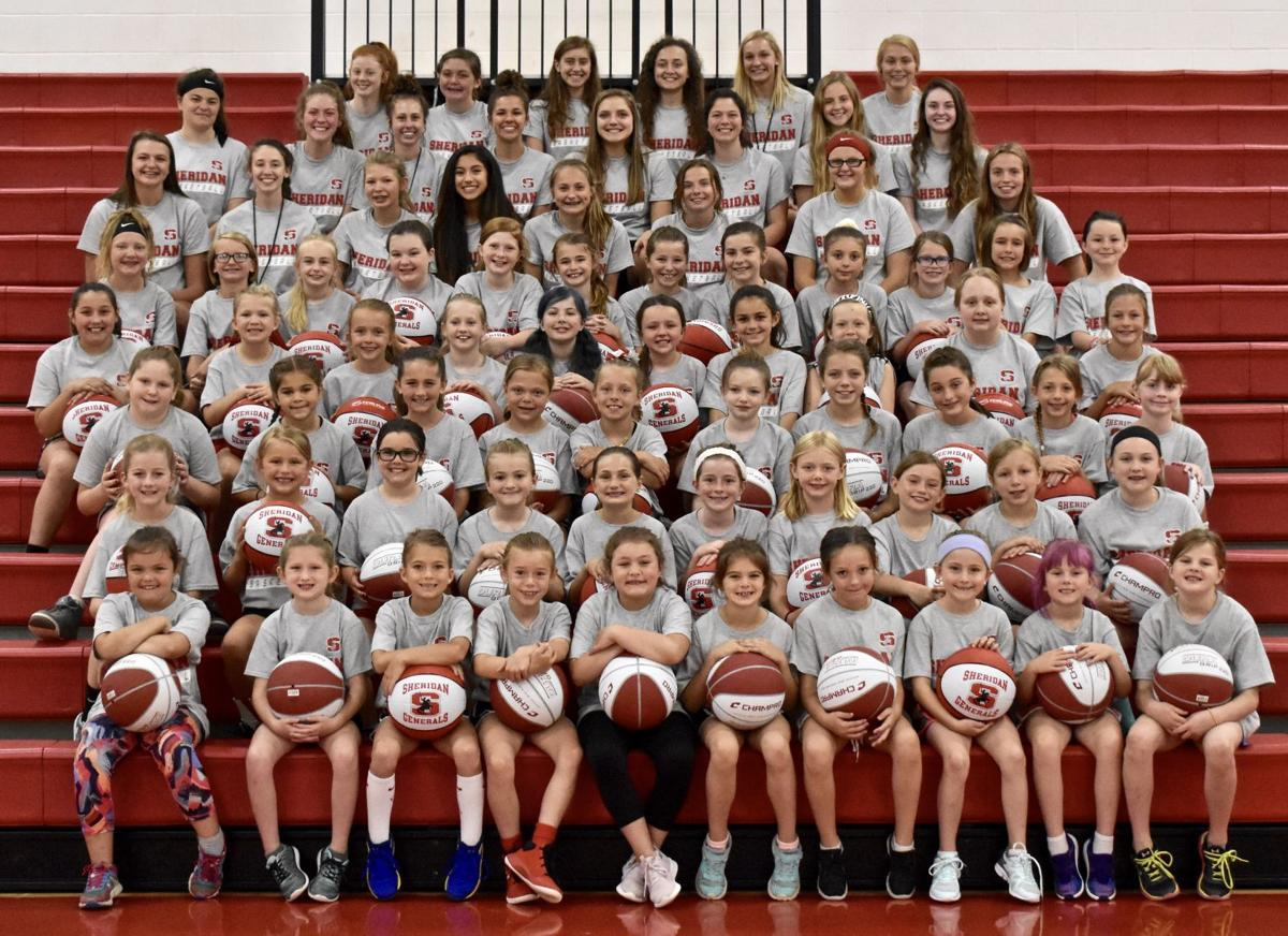 Sheridan younger campers
