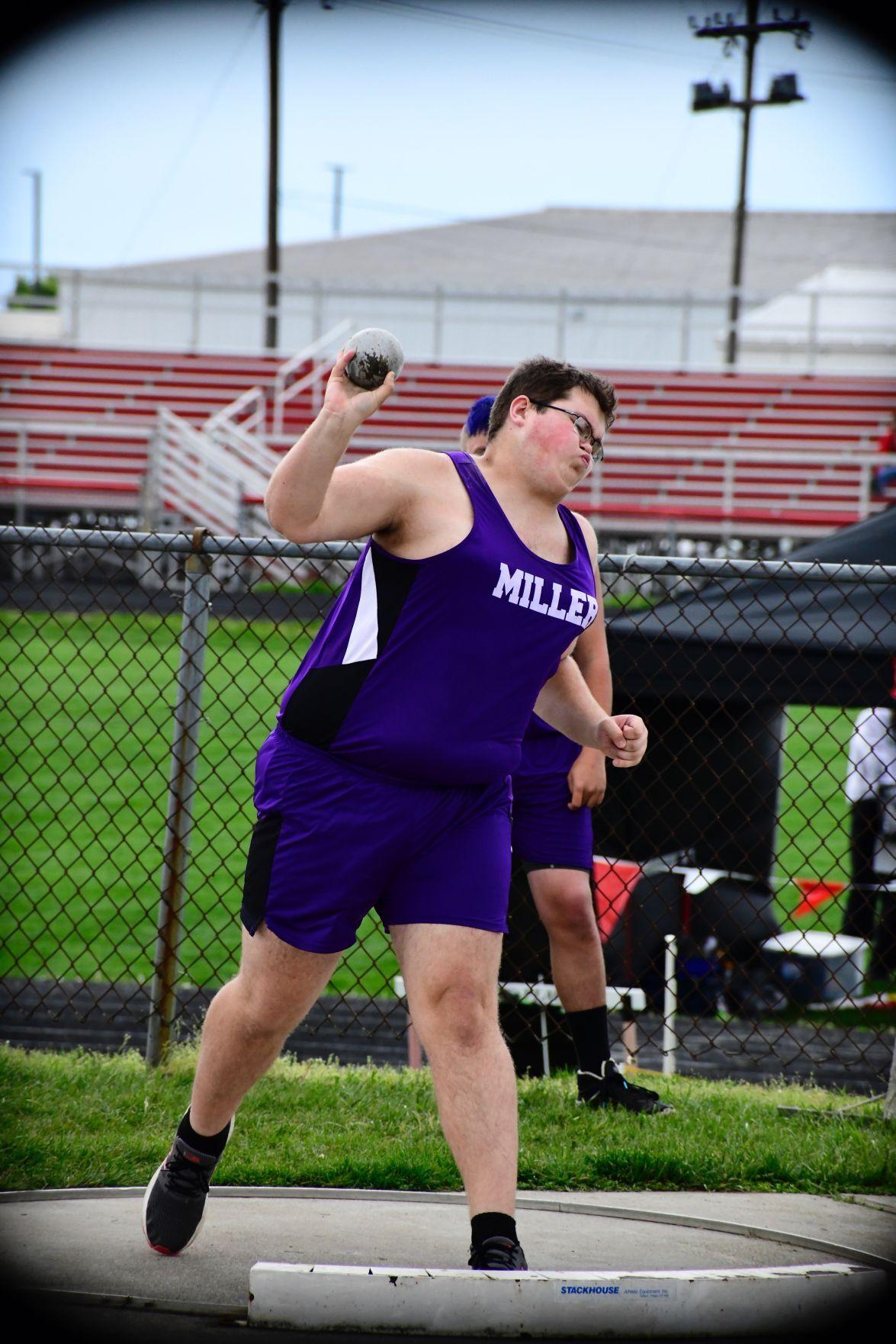 Landon Paige throw