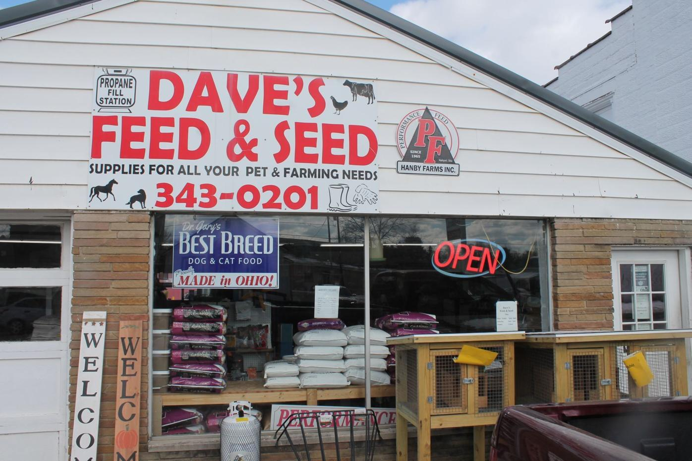 Chamber spotlights Dave's Feed & Seed