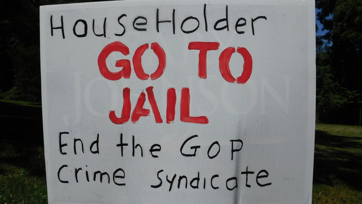Householder sign
