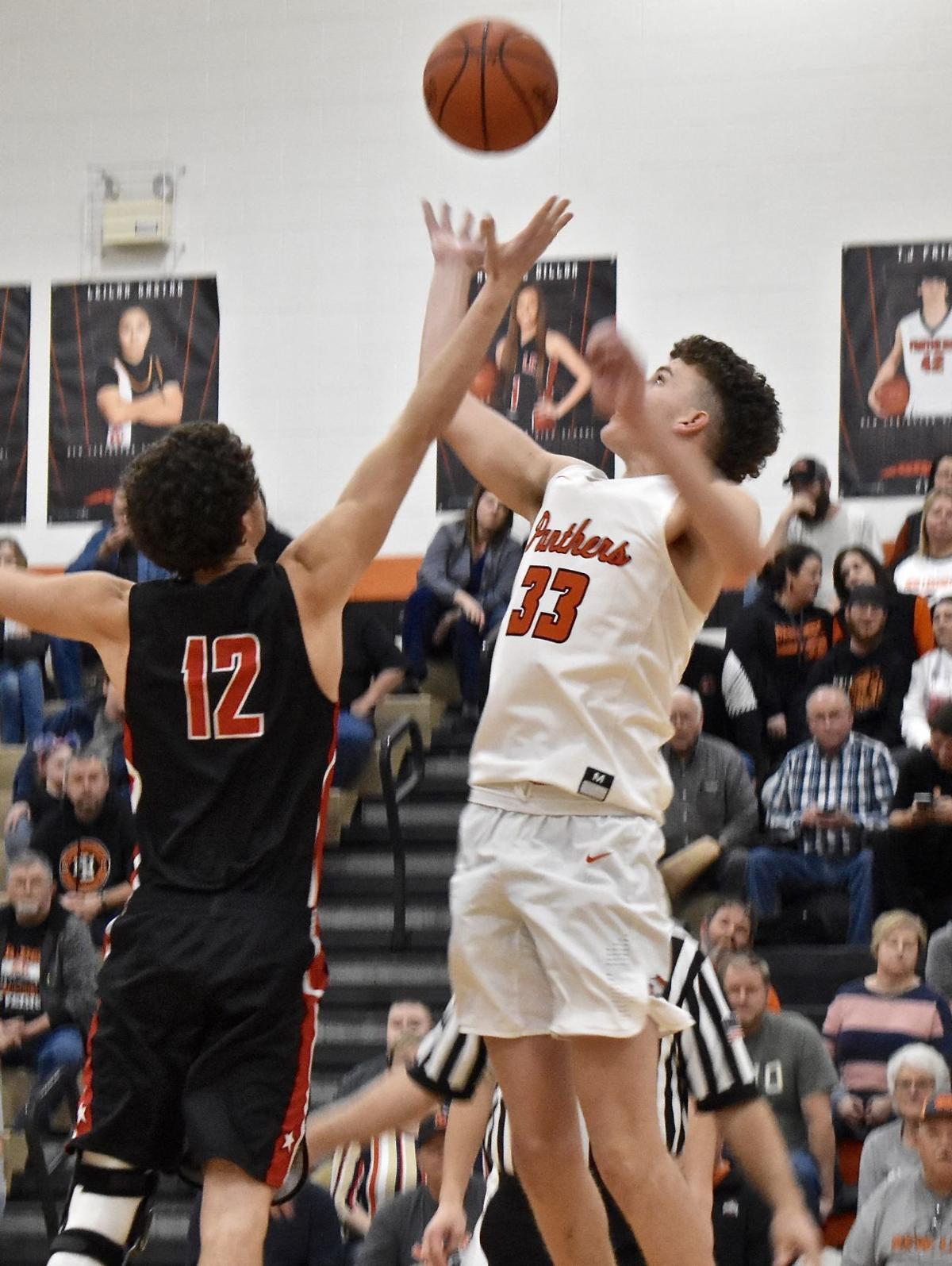 New Lexington vs Crooksville Boys Basketball
