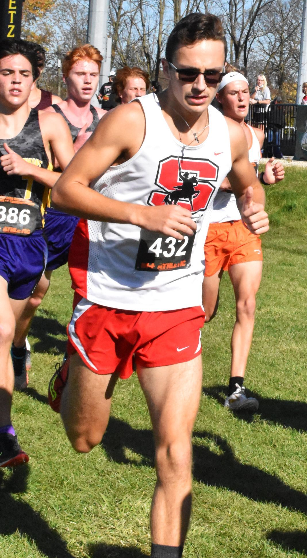 2020 Cross Country States
