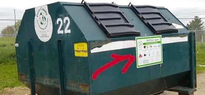 Recycling bins are back!