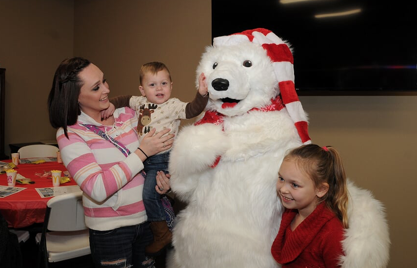 Come join the fun and meet Santa at the Tribune's annual 'Evening with Santa'