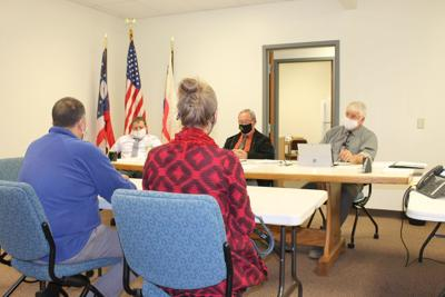 Commissioners hear from Couch