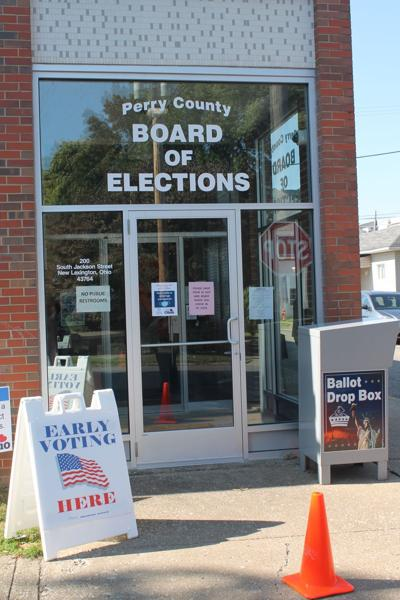 Perry County Board of Elections