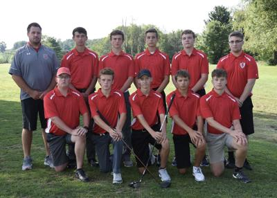 2020 Sheridan Boys Golf