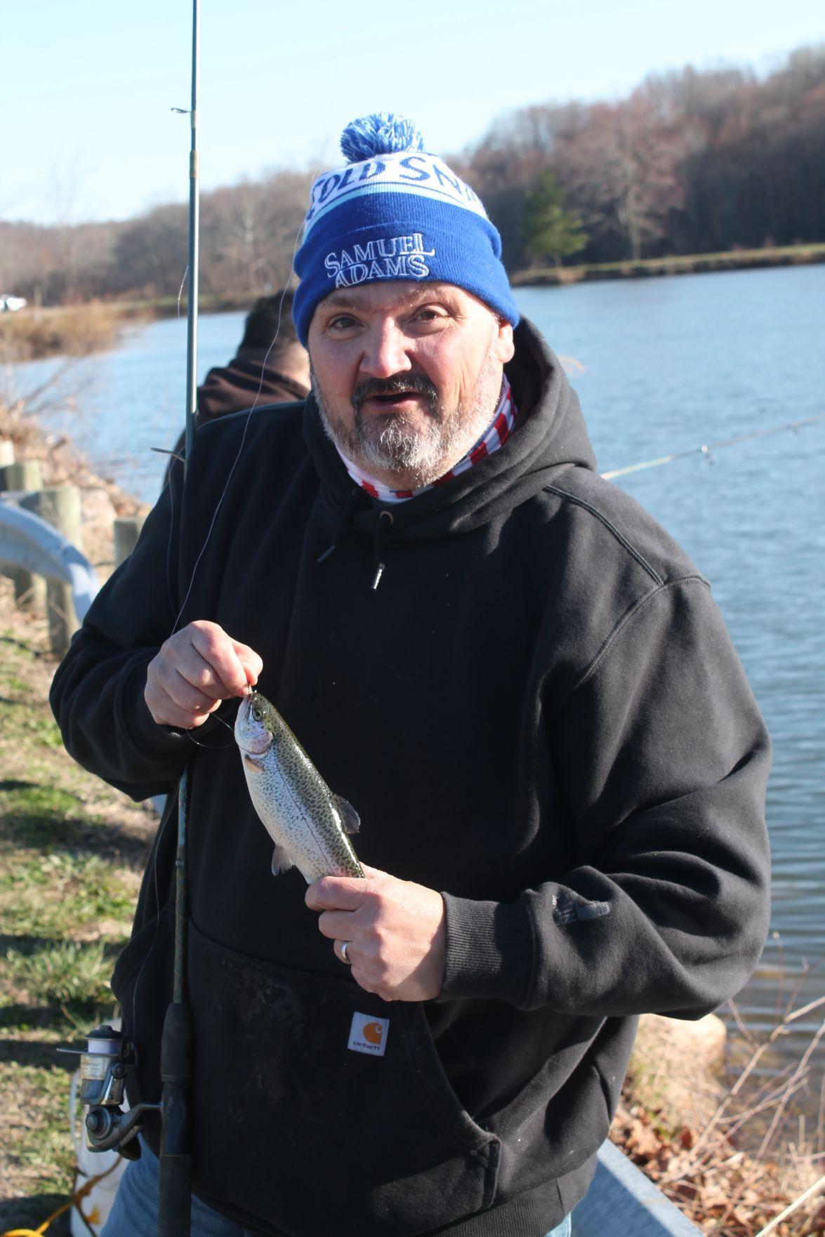 Clandestine trout operation photo 2