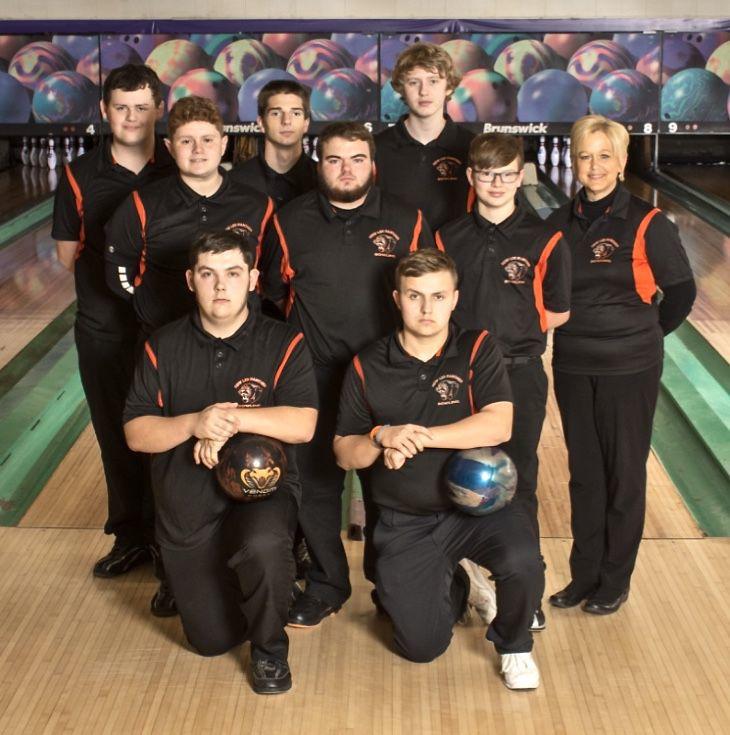 New Lexington Boys Bowling