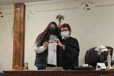 Megan and the Judge