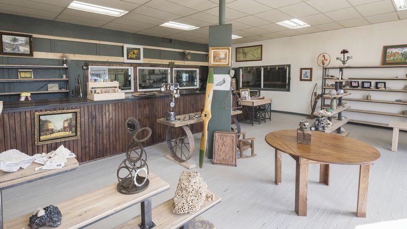 Former Teacher Opening Communal Wood Retail