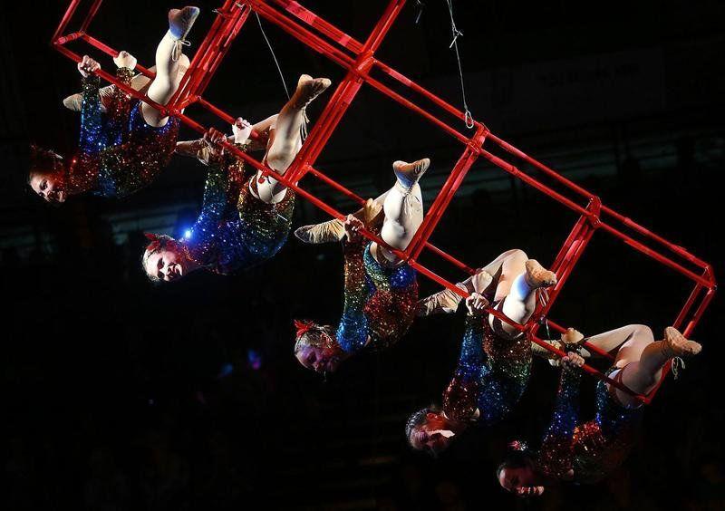 Peru Circus performs through Saturday