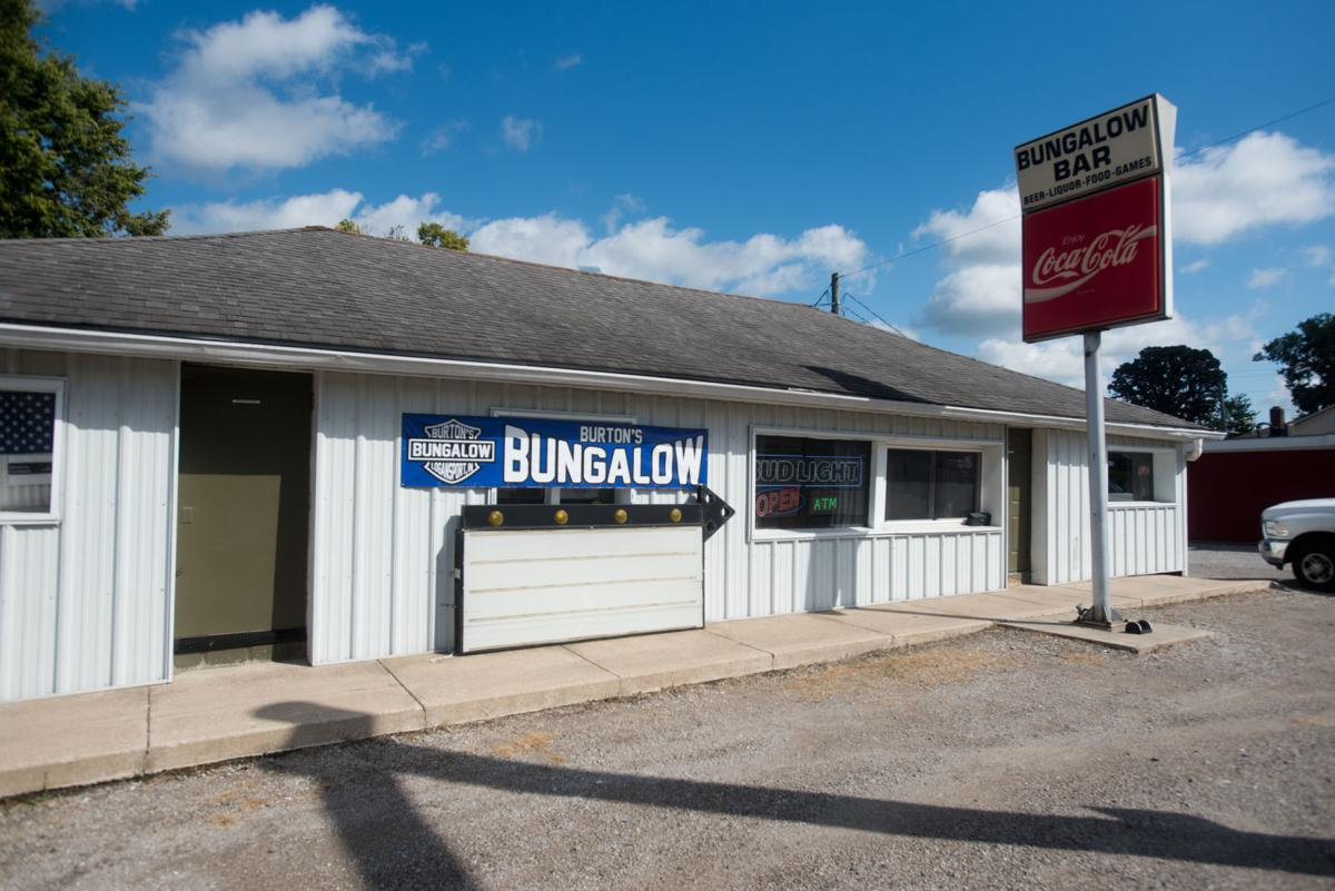 Burton's Bungalow