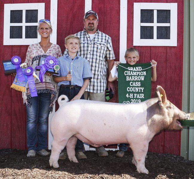 2019 4-H Fair Results: Swine Show